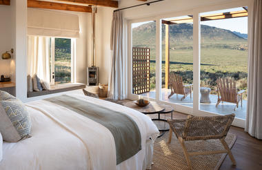 Cederberg Ridge Wilderness_Luxury Suite
