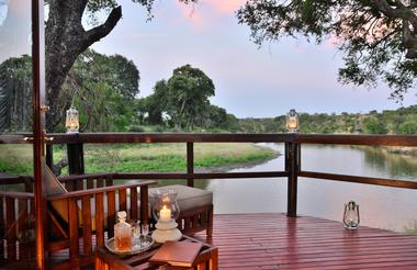 Hamiltons Tented Camp - Suite View